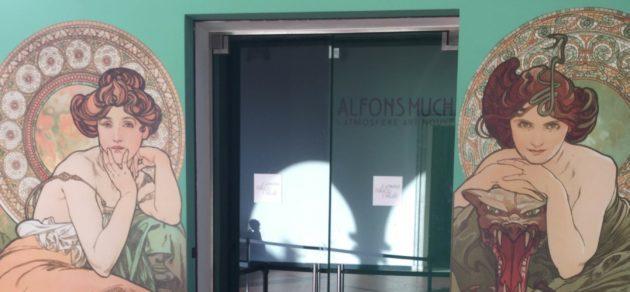Art Noveau: Alfons Mucha a Palazzo Ducale di Genova fino a settembre