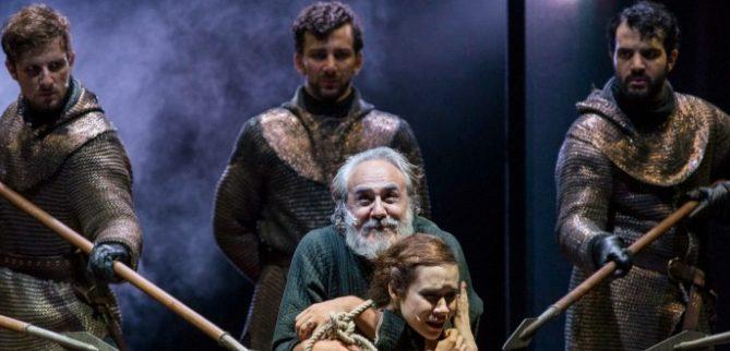 Lear, la storia: al via la nuova stagione del Silvano Toti Globe Theatre