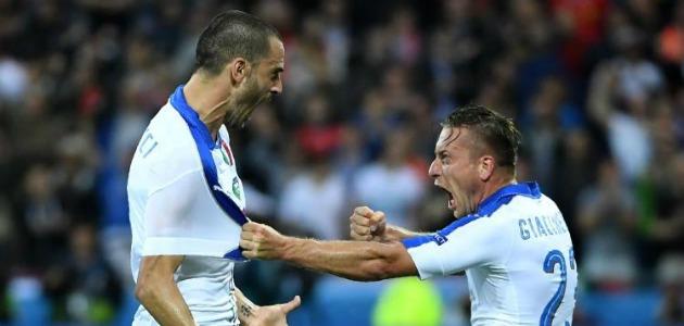 Italia, buona la prima: a Lione Belgio battuto 2 – 0
