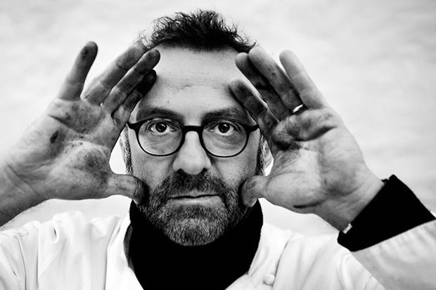 Massimo Bottura chef mondiale