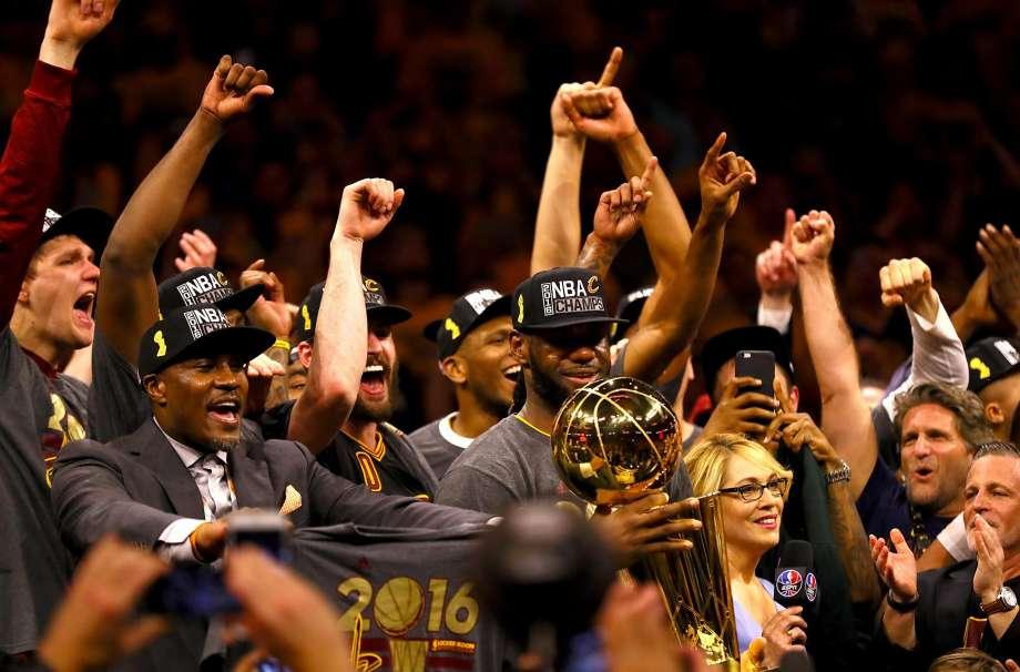NBA FINALS: Cleveland è campione NBA per la prima volta