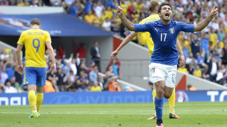 Italia agli ottavi di Euro 2016, Svezia battuta 1 – 0