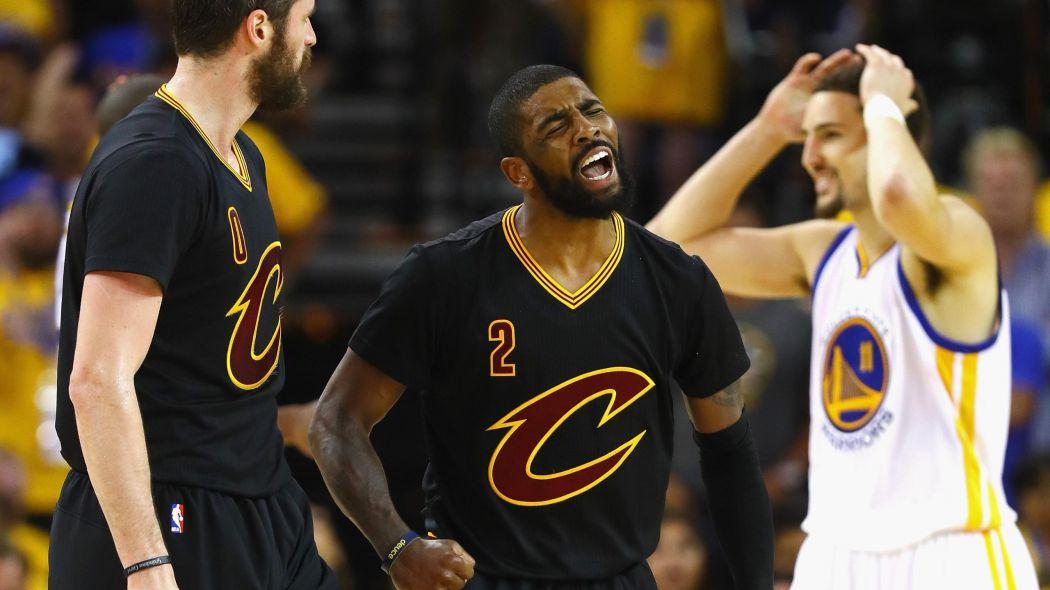 NBA Finals: Irving e James dominano gara 5