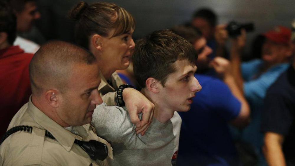 Usa, arrestato giovane britannico: voleva uccidere Trump