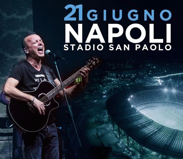 """D'Alessio a Napoli: """" La serata del Concerto al S. Paolo me la voglio godere…"""