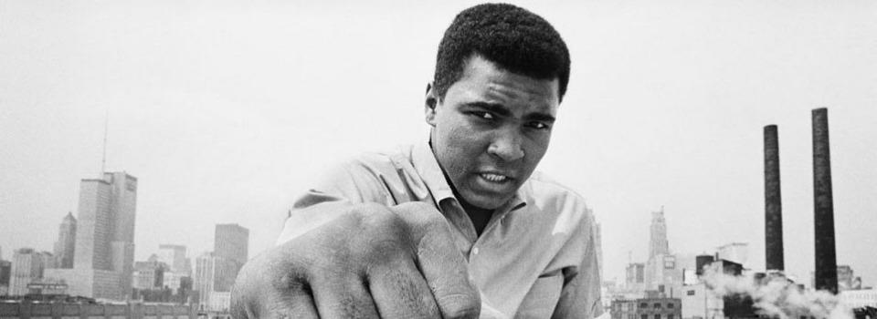 Muhammad Ali tra le stelle del firmamento