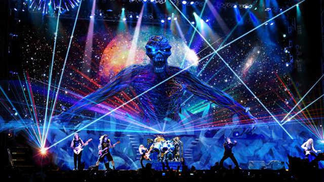 Iron Maiden…il tempo passa per tutti