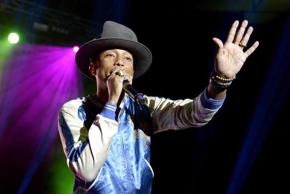 Pharrell Williams pronto al suo live a Milano, domani unica data all'Assago Summer Arena