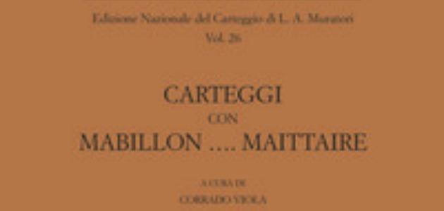 Ludovico Antonio Muratori, storico e pensatore