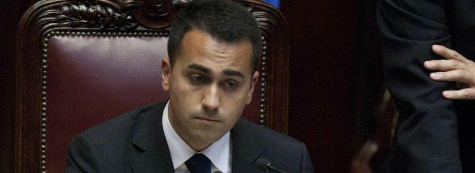 """""""Lobby del cancro"""": bufera sulle dichiarazioni di Di Maio"""