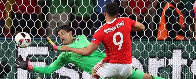 Galles in semifinale, battuto il Belgio