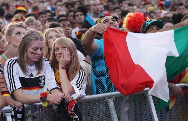 Italia – Germania, mezzo secolo di rivalità