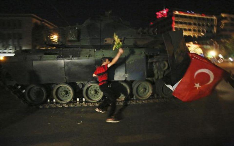 Turchia: il colpo di Stato è fallito