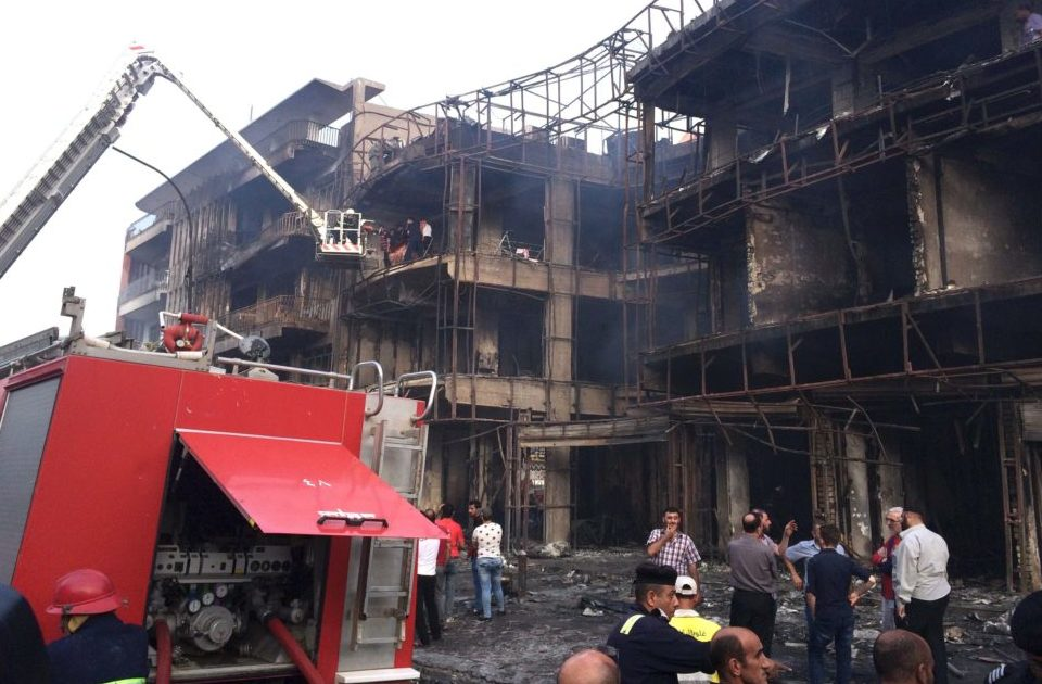Bagdad: l'ISIS rivendica un'altra carneficina