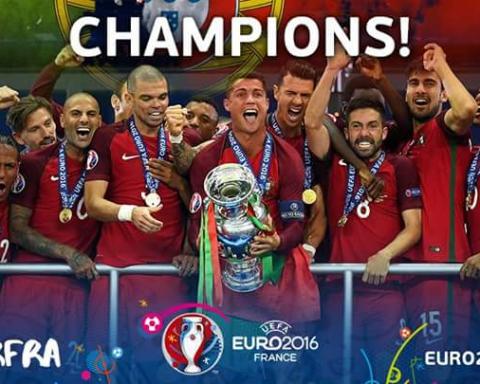Portogallo, campione d'Europa!