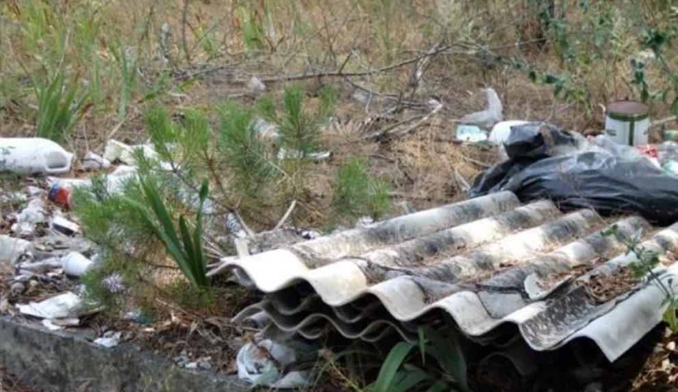 Sequestrata discarica abusiva e pericolosa nel Parco Nazionale del Vesuvio
