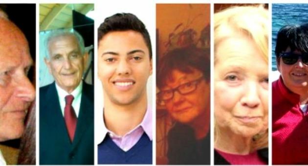 Nizza: le sei vittime italiane