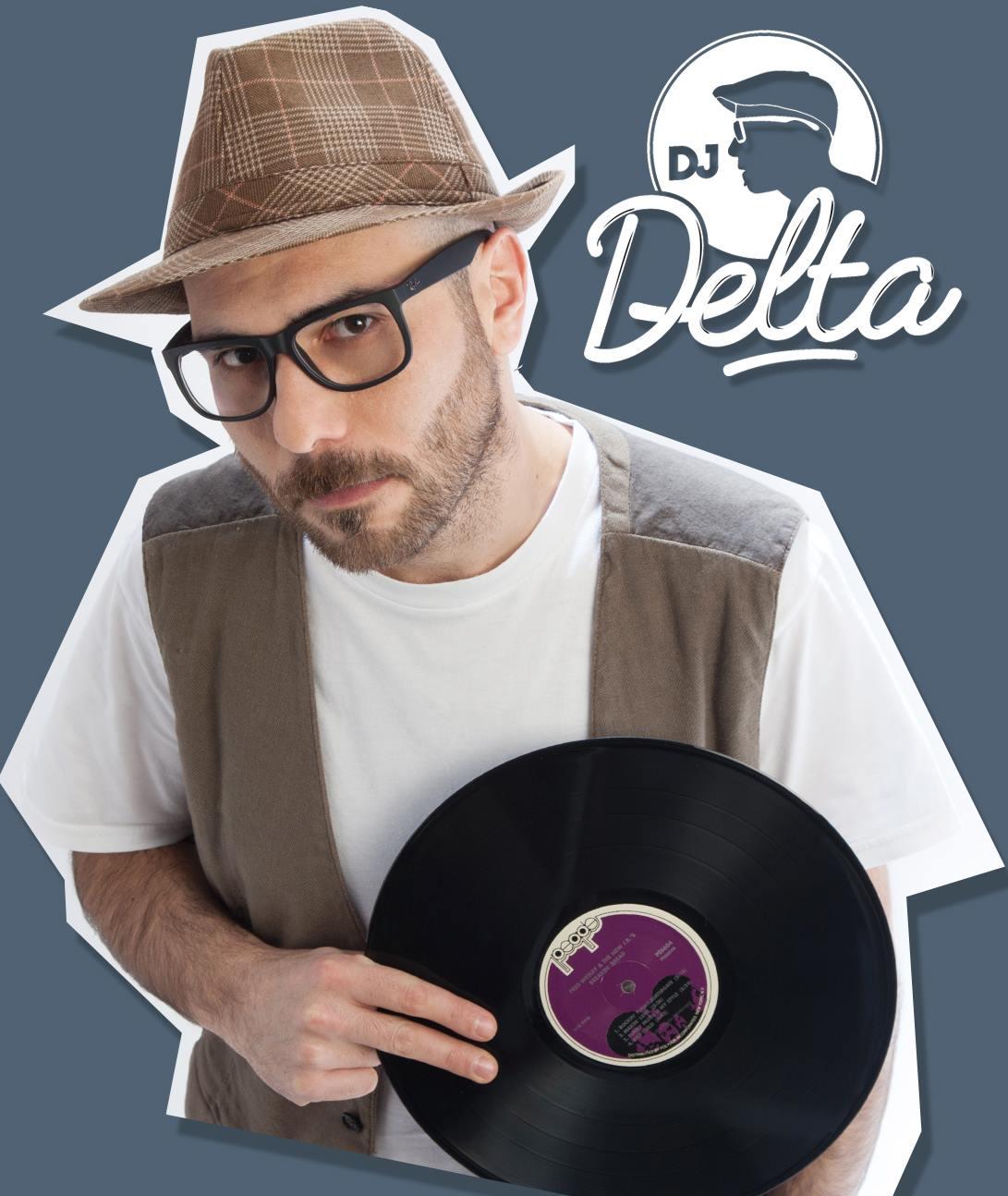 Il campione dei dischi – Dj Delta