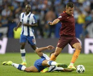 La Roma inizia nel segno della tradizionale sofferenza: 1 -1 col Porto