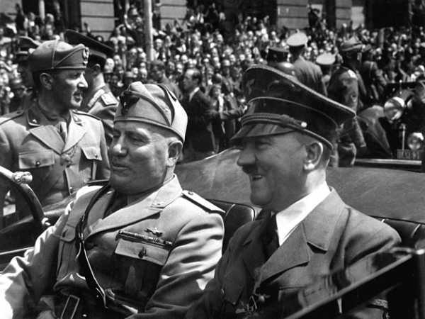 Le donne di Hitler e Mussolini, sesso e psicanalisi