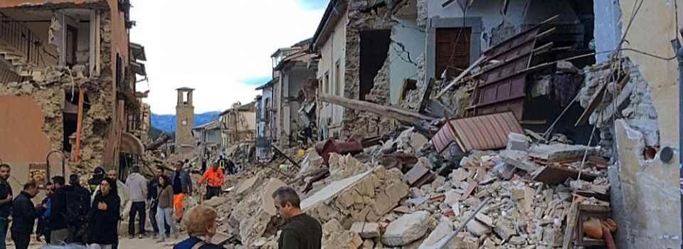 Terremoto nel centro Italia, numerose le vittime e paesi distrutti