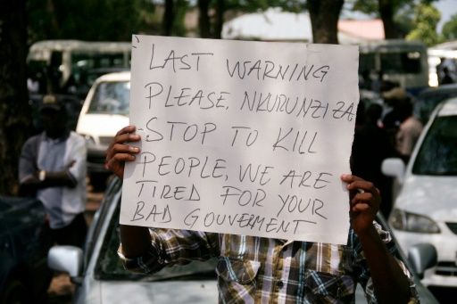 "L'ONU teme un ""genocidio"" e ""crimini"" umanitari in Burundi"