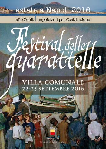 """Torna in Villa Comunale il teatro delle """"Guarattelle"""""""