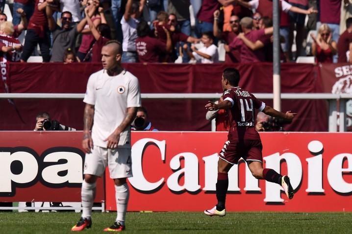 La Roma crolla a Torino: finisce 3-1 per i granata