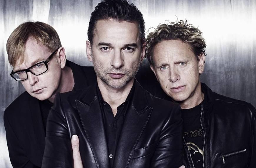 Depeche Mode, misteriose immagini annunciano novità