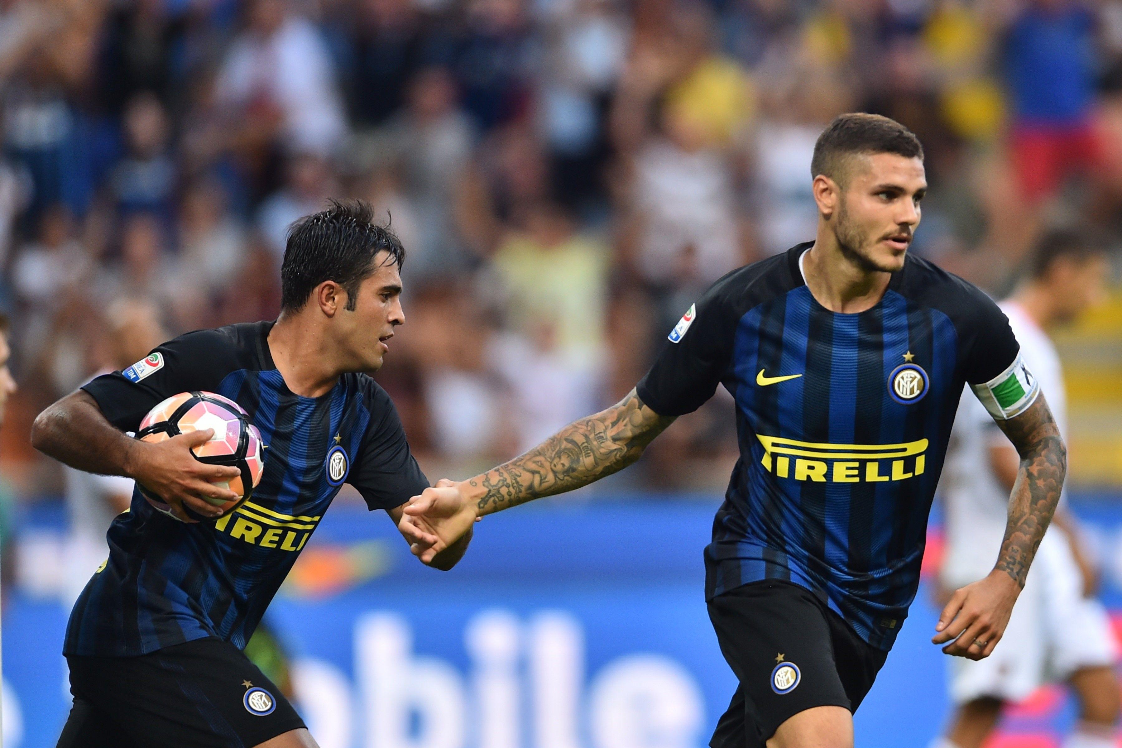 Due magie di Icardi e il coraggio di De Boer rilanciano l'Inter contro il Pescara