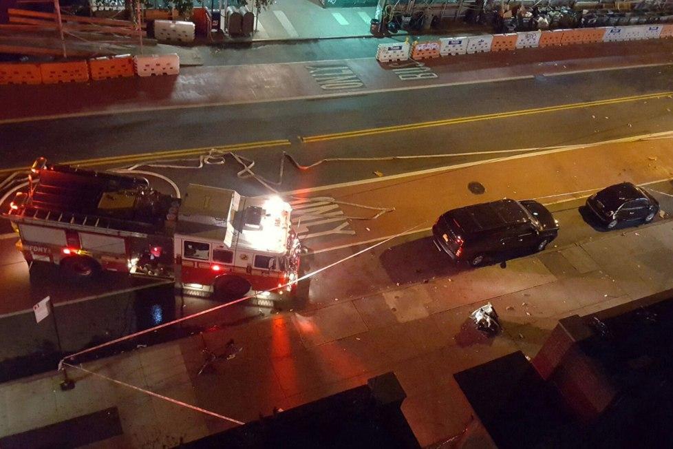 NY: esplosione a Chelsea provoca 29 feriti, nessun legame con il terrorismo accertato