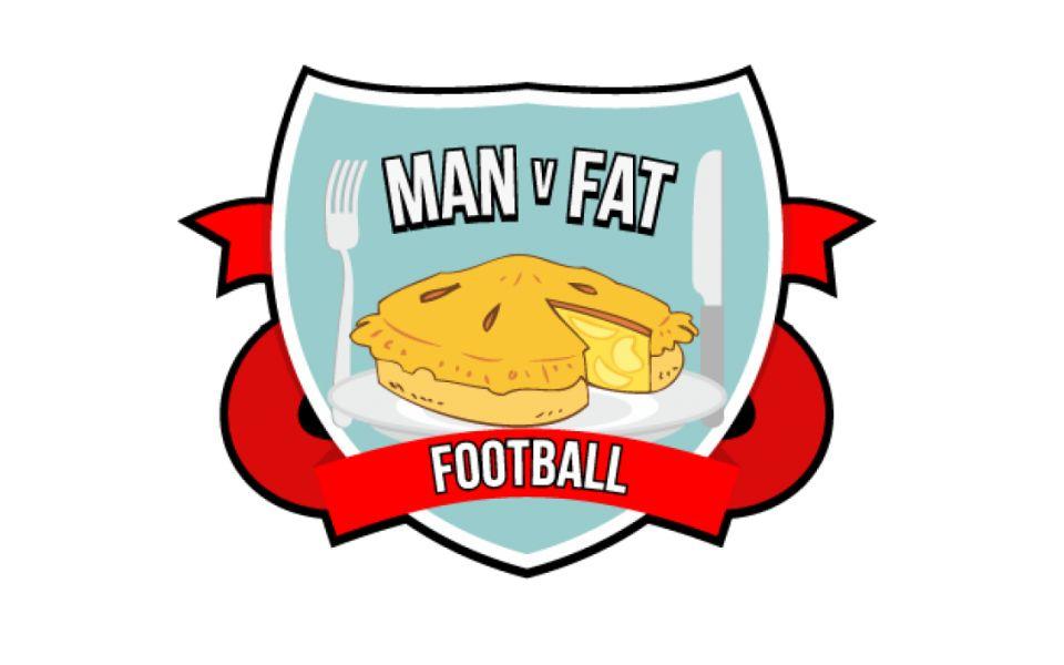 Man v Fat, la lega calcistica contro l'obesità