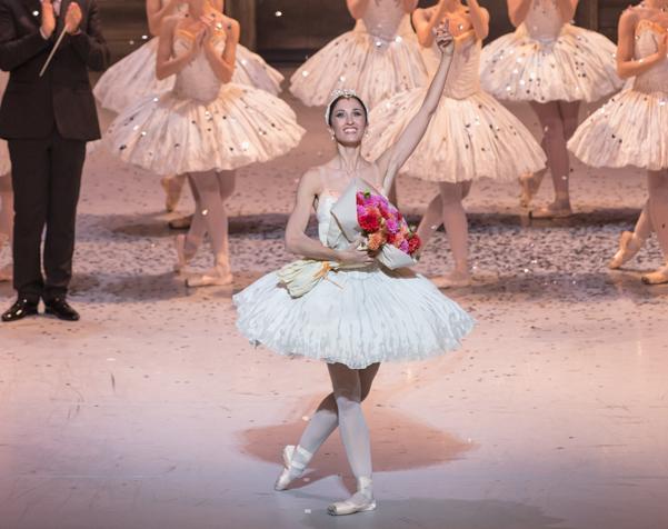 Alessandra Amato è la nuova Étoile di Roma