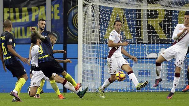 Inter – Torino 2-1, strepitoso Icardi (doppietta)
