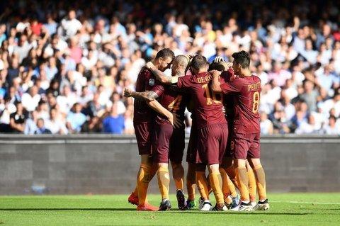 Roma spaccanapoli: finisce 1-3 al San Paolo