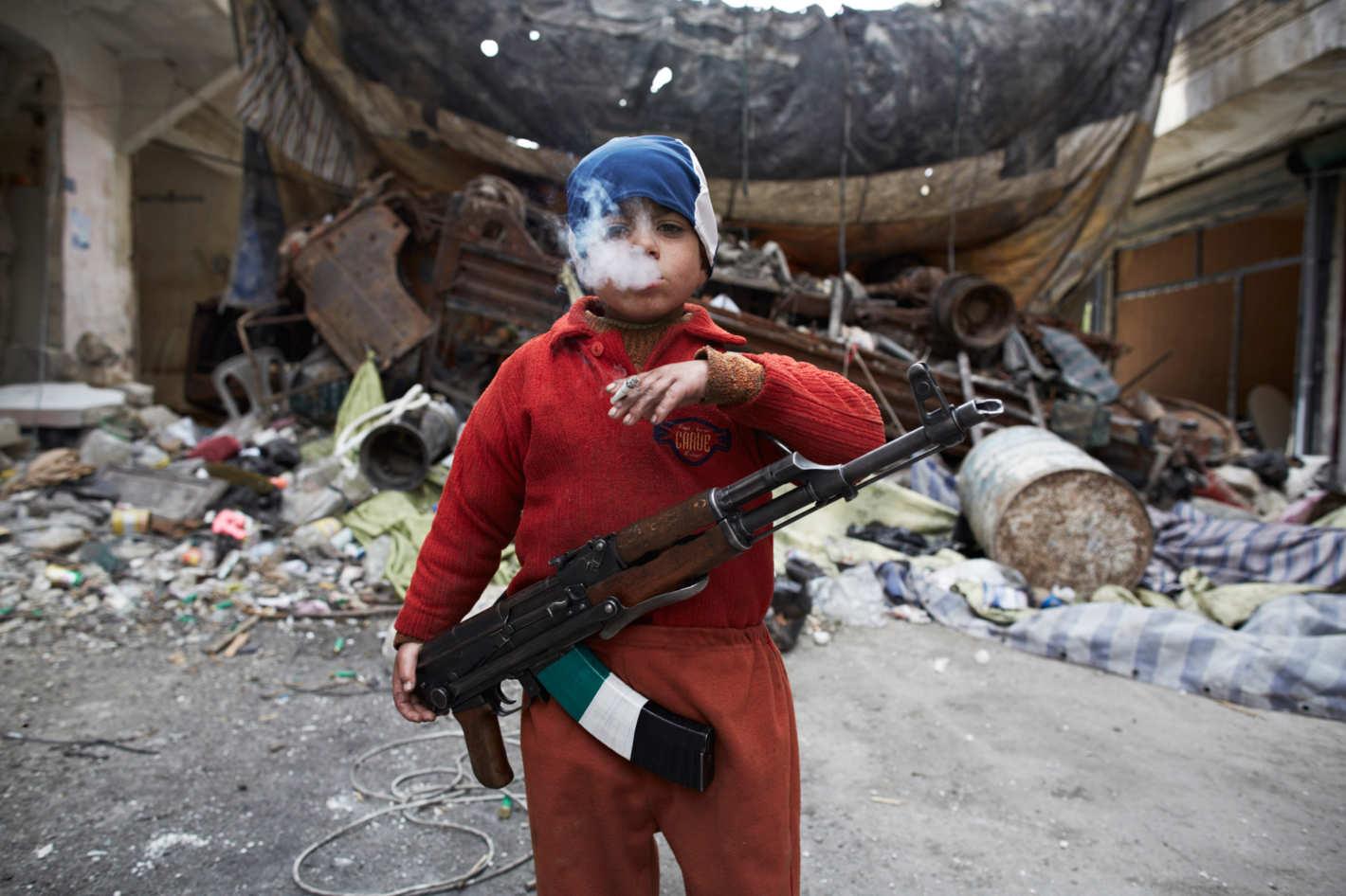 """Siria: """"Vi racconto Aleppo assediata"""""""