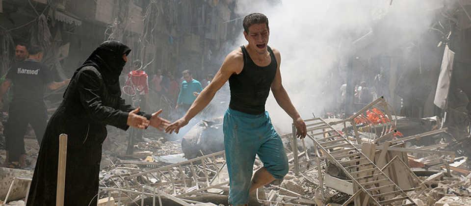 Siria: bombardato di nuovo il principale ospedale di Aleppo
