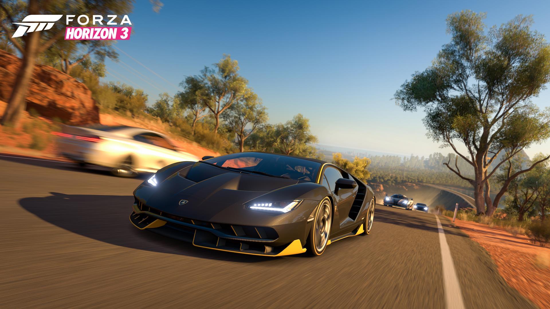 Forza Horizon 3 tra simulazione ed arcade