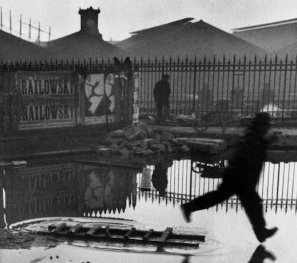 Henri Cartier-Bresson. Un punto interrogativo poggiato sulla realtà