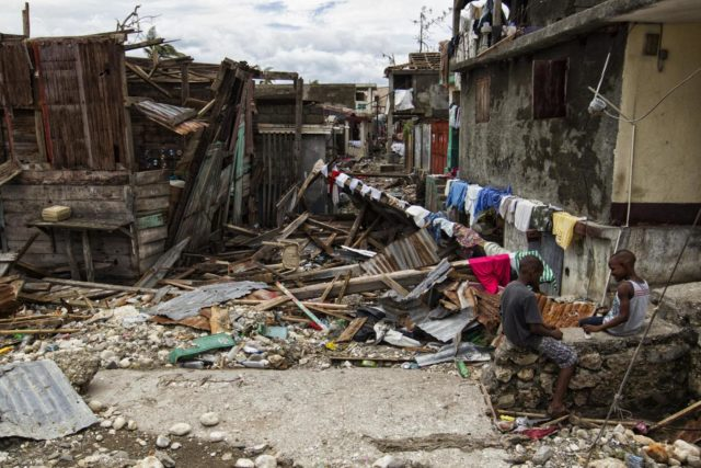 Haiti, il dramma post Matthew