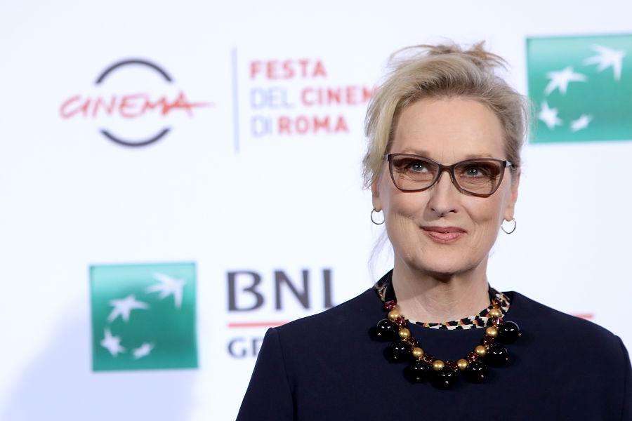 """Meryl Streep: """"Fuocoammare ha un'ottima chance per gli Oscar"""" – Giorno 8 – Roma 2016"""