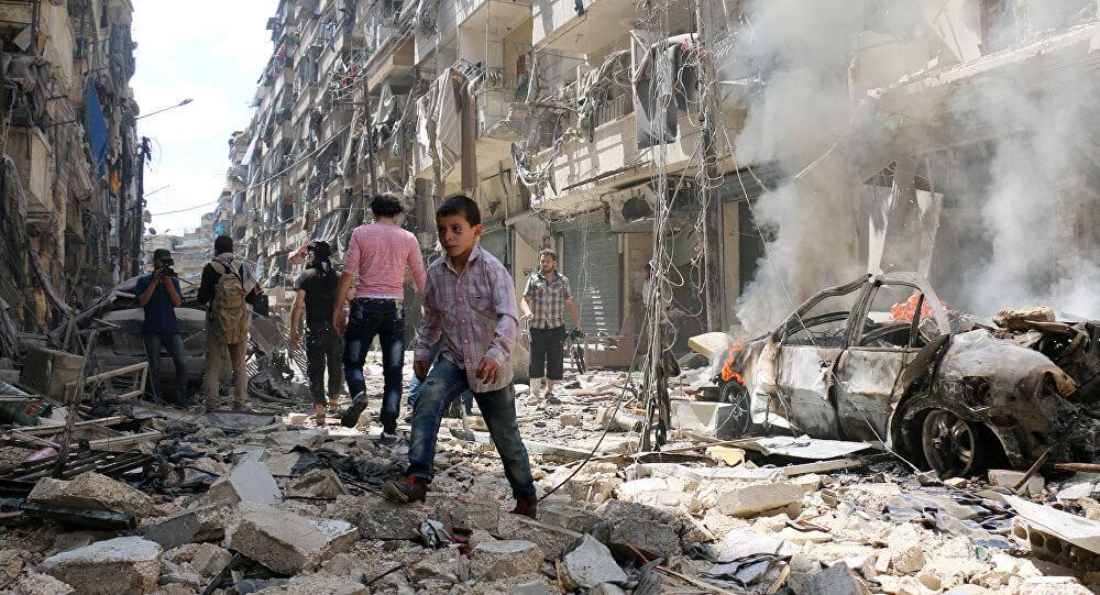 Siria, raid violentissimi, evacuato un ospedale psichiatrico e scuole chiuse ad Aleppo