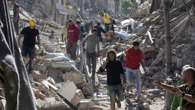Terremoto del 24 agosto: ecco come fruire del credito d'imposta
