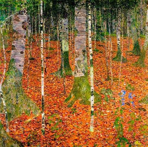 Faggeto, 1903 – Gustav Klimt