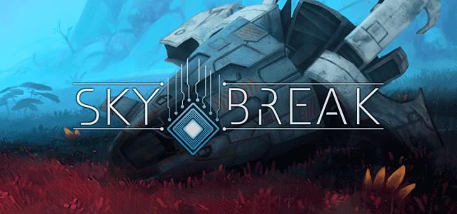 Sky break da Farsky Interactive un nuovo indie spaziale