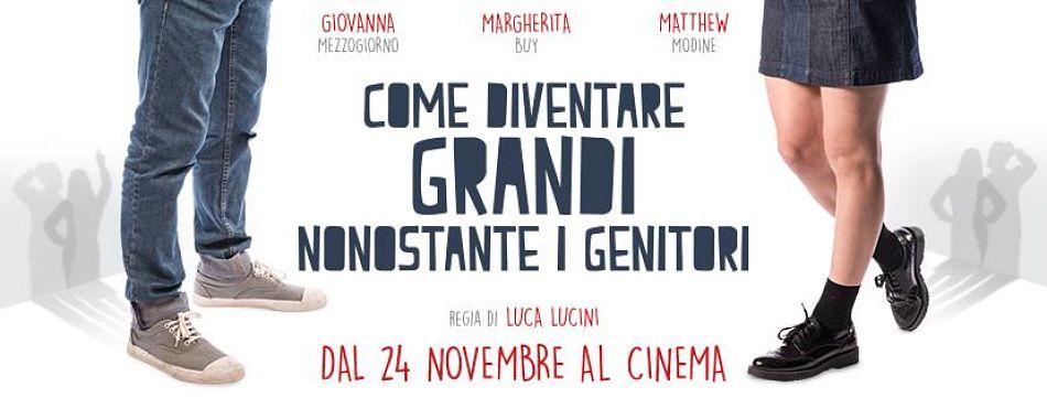 COME DIVENTARE GRANDI NONOSTANTE I GENITORI   Un film Disney in stile Nunziante