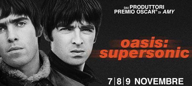 OASIS: SUPERSONIC | I fratelli Gallagher come non li avevate mai visti