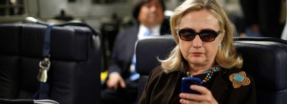 Usa 2016: Hillary Clinton non sarà incriminata per email-gate