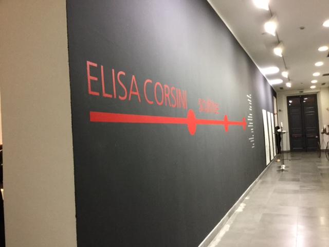 ELISA CORSINI | Una nuova sfida al CAMeC di La Spezia