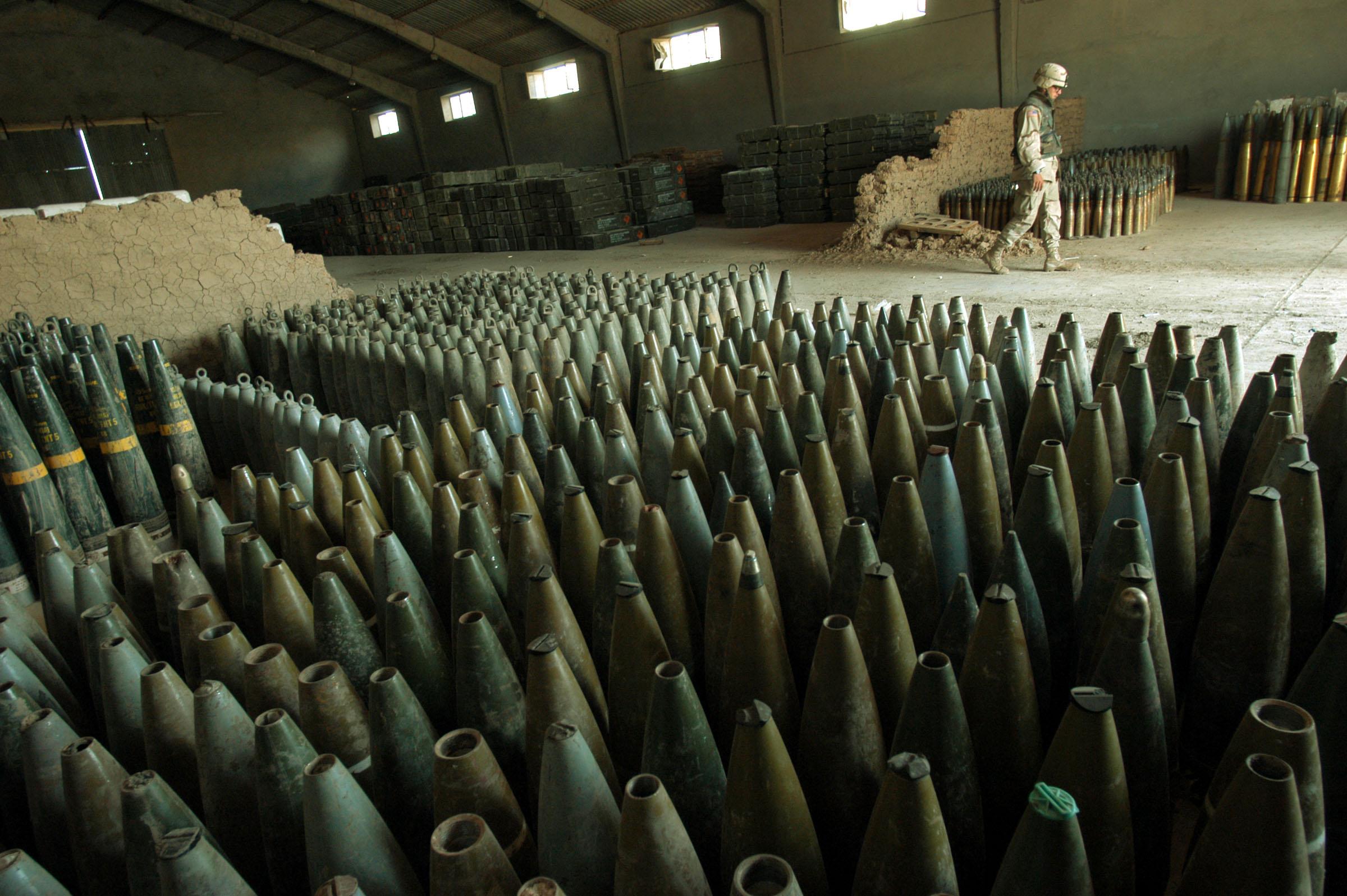 Iraq: svelati dettagli sull'industria militare dell'ISIS